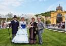 Zahájení lázeňské sezóny v Mariánských Lázních se uskuteční 13.-15. května