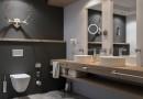 Trendy ve vybavení hotelových koupelen