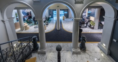 Mgallery Prague Lobby 2