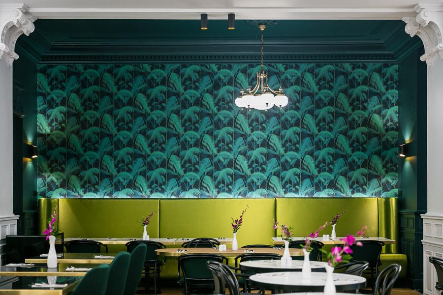 Mgallery Prague restaurant