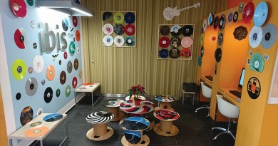 Hotel ibis Plzeň má novou odpočinkovou zónu