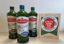 Olivový olej BERTOLLI extra vergine už potřetí oceněn cenou kvality