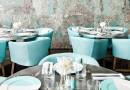 Snídaně u Tiffanyho v Blue Box Café