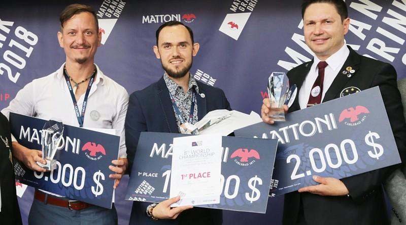 Vítězná trojka