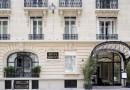 Hotel Vernet v Paříži nabízí nadčasový luxus