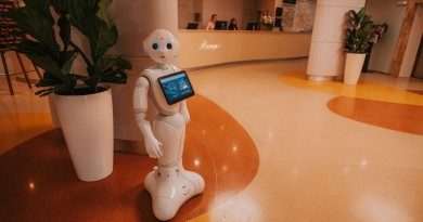 Robot Pepper4