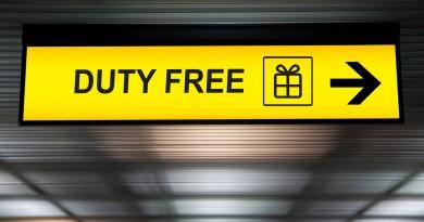 Kdo nejraději nakupuje v duty free na letištích