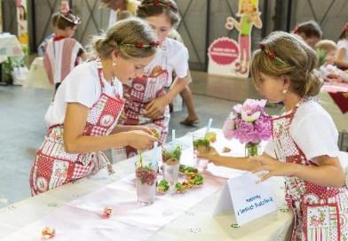 Právě startuje 7. Ročník soutěže finále zdravé 5 pro všechny malé kuchtíky