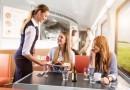 Nové menu na palubách vlaků ČD připravily mladé kuchařské hvězdy