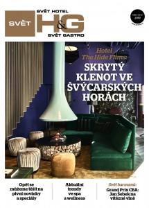 Svět H&G: časopis pro hotely, restaurace, kavárny, bary