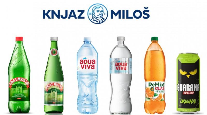 Knjaz Miloš značky a logo