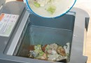 Kompostéry a školní jídelny