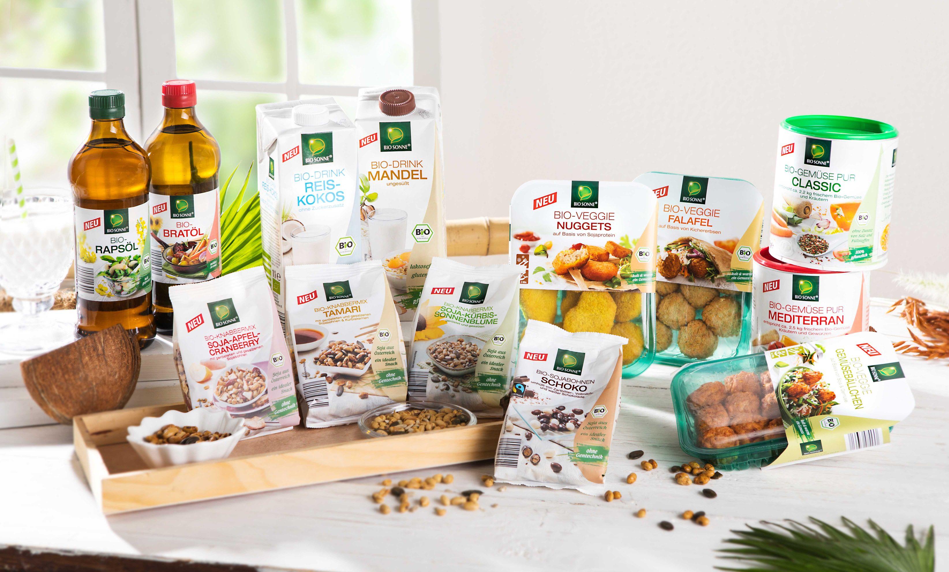 """Gesund in großer Auswahl, innovativ und immer bester Bio-Qualität. Der bundesweite Discounter kündigt im Vorfeld der Weltleitmesse für Bio-Produkte, der BIOFACH in Nürnberg, eine Reihe innovativer Bio-Lebensmittel an. Unter der bekannten NORMA-Marke BIO SONNE werden zum Beispiel Drinks in den Sorten Reis-Kokos und Mandel mit 6,5 Prozent-Mandelanteil (vegan/laktose- und glutenfrei) oder verschiedene Veggie-Spezialitäten als frische Bio-Fleischalternativen eingeführt. Weiterer Text über ots und www.presseportal.de/nr/62097 / Die Verwendung dieses Bildes ist für redaktionelle Zwecke honorarfrei. Veröffentlichung bitte unter Quellenangabe: """"obs/NORMA"""""""