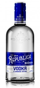 Božkov Republica_Vodka w
