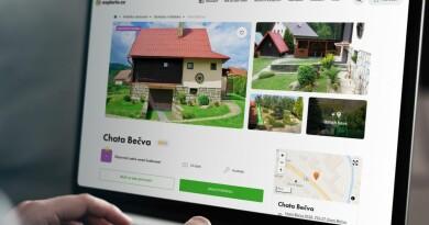 Majitelům chat, chalup nebo apartmánů otevírá Explorio.cz svůj vyhledávač
